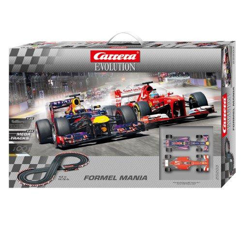 Carrera - Circuito Evolution Formel Mania, Escala 1:32 (20025203)