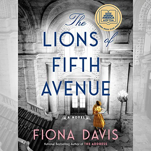 Page de couverture de The Lions of Fifth Avenue