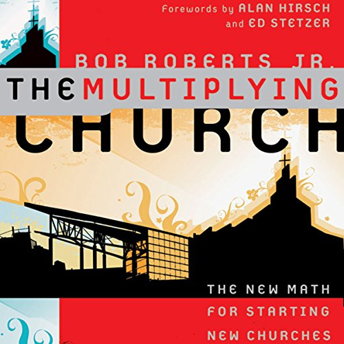 The Multiplying Church audiobook cover art