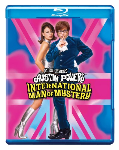 Austin Powers: International Man of Mystery (BD) [Blu-ray]