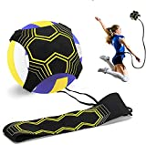Volleyball Training Equipment Aid, Arm Swings, Setting and Spiking, Solo Serve and Spike Trainer for...