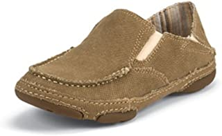 Women's Lindale Wheat Ladies (RR3025L) | Foot Winter Wheat Canvas | Casual Shoe | Golds/TANS