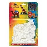 Hama - 4554- Loisirs Créatifs - Perles et Bijoux - Blister 4 Plaques Préform....