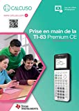 Livre de prise en main de la TI-83 Premium CE Edition Python