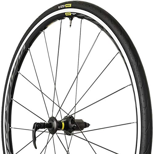 Mavic Ksyrium UST WTS Wheel Black, Rear,...