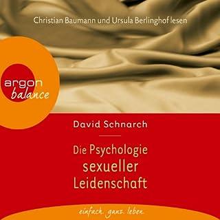 Die Psychologie sexueller Leidenschaft Titelbild