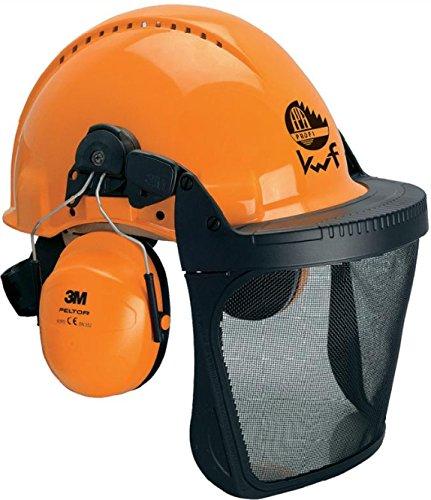 3m G3000MOR31V5B 3M0315B Forstschutzhelm G3000M mit Gehörschutz H31P3E und Visier