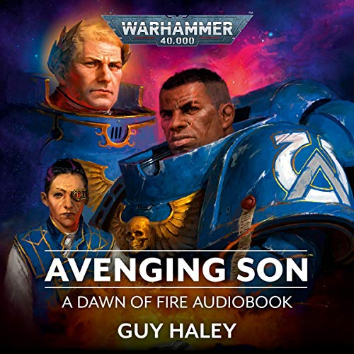 Avenging Son cover art