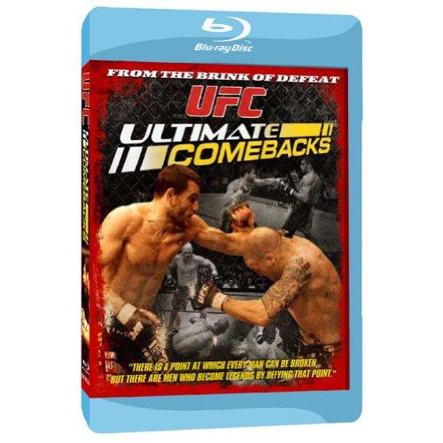 UFC Ultimate Comebacks [Blu-ray]