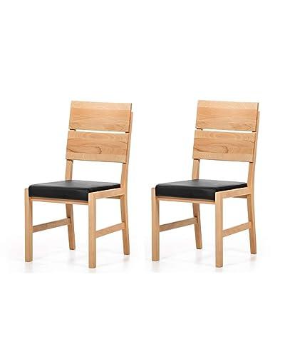 4er Set Stühle: