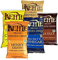Kettle Chips Brand Box Worth S$24.75