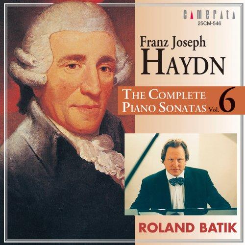 ハイドン: ピアノ・ソナタ全集 VI