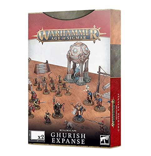 Games Workshop Age of Sigmar - Realmscape - Distesa di Ghur