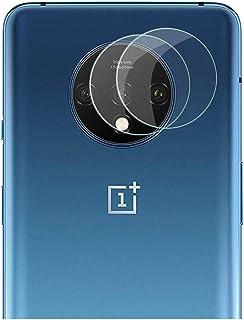 YiOne OnePlus 7T カメラフィルム 背面カメラ レンズ保護 超薄型 高透過率 硬度9H 自動吸着 耐衝撃 飛散防止 【2枚セット】 OnePlus 7T カメラ保護フィルム