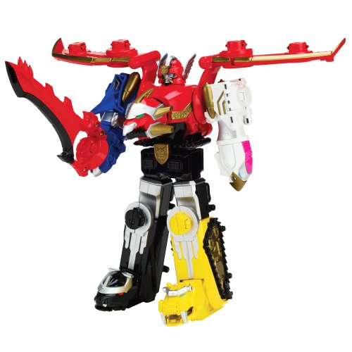 Power Rangers - 35095 - Figurine - DX Megazord - Megaforce