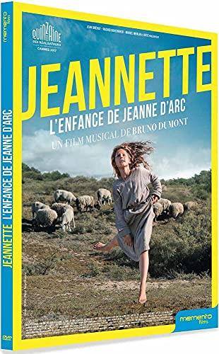 Jeannette, l'enfance de jeanne d'arc [Blu-ray] [FR Import]