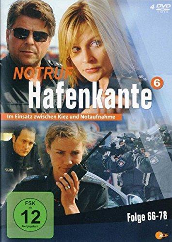 Notruf Hafenkante, Vol. 6: Folge 66-78 (4 DVDs)