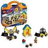 LEGO La LEGO Película 2 - Caja de Constructor de Emmet, divertido juguete de construcción con escavadora (70832)