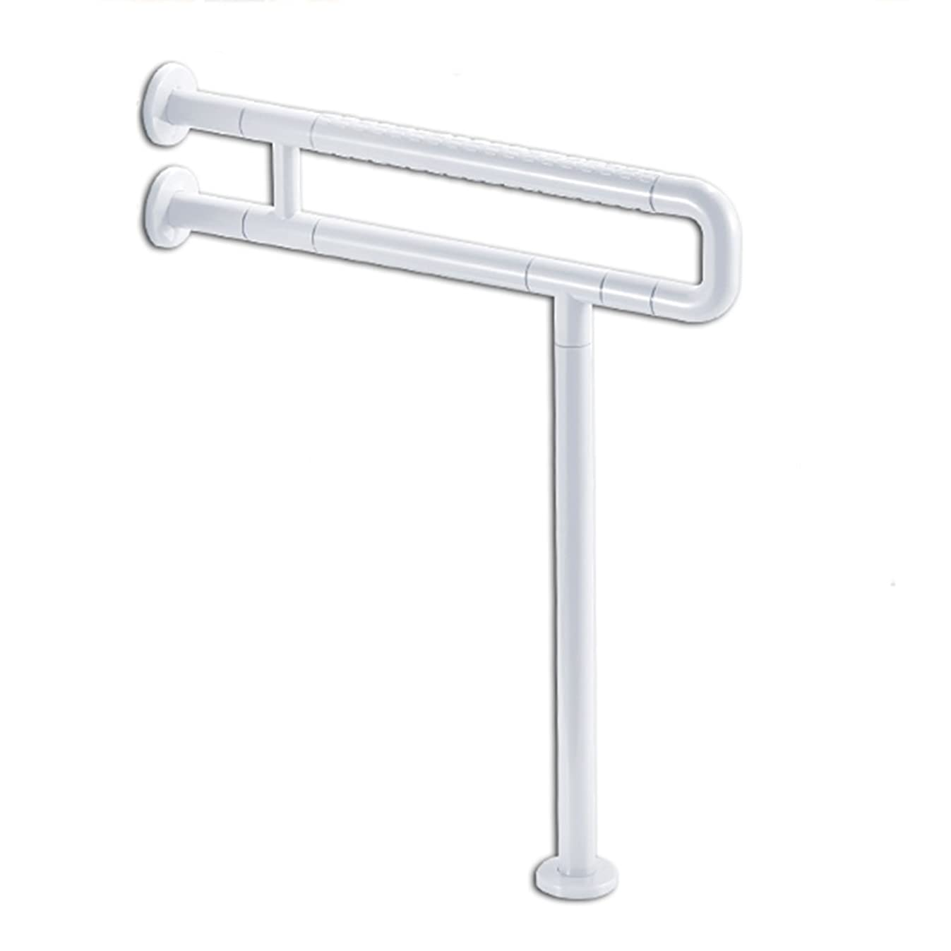 それによって番号昼間ステンレス鋼の浴室グラブバー老人障害者のバリアフリー滑り止めのサポート手すりバスタブシャワートイレ安全ホワイトアームレストスタイルオプション 66GSB (Size : STYLE3)