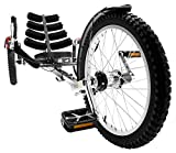 Mobo Shift 3-Wheel Recumbent Bicycle Trike. Reversible Adult Tricycle Bike,...