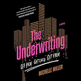 The Underwriting audiobook cover art