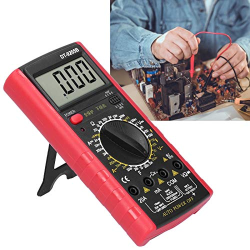 전자공장용 내구성 AC | DC 다계 지능형 탄화방지기능 25MM 문자높이(붉은색)