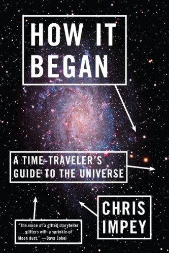 Download How It Began: A Time-Traveler's Guide to the Universe 0393343863