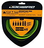 Jagwire pck402Kit Cable y Gaines Unisex, Organic Green