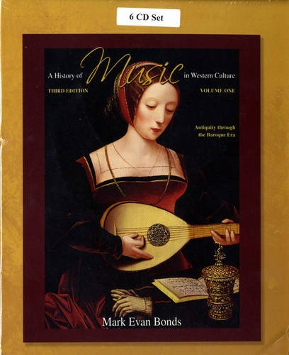 A History of Music in Western Cutlure: Antiquity Through the Baroque Era: 1