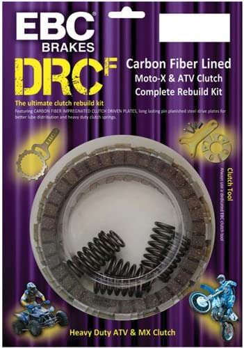 EBC Brakes DRCF44 DRCF Range Carbon Kit Fiber Clutch Popular overseas Popular overseas