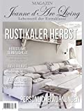 Jeanne d´arc living Magazin Ausg. Oktober 18 *Rustikaler Herbst JDL