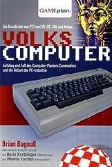 Book: Volkscomputer. Aufstieg und Fall des Computer-Pioniers Commodore