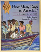 Houghton Mifflin Reading: Rd How Many Days America 5 Imp How Many Days America 0395618118 Book Cover