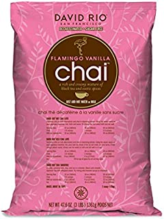 Best flamingo vanilla decaf sugar free chai Reviews