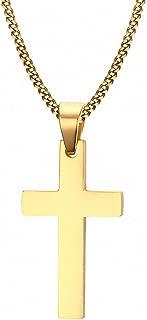Men Cross Pendant Necklace 24