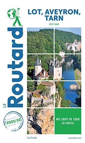 Guide du Routard Lot, Aveyron, Tarn 2021 22