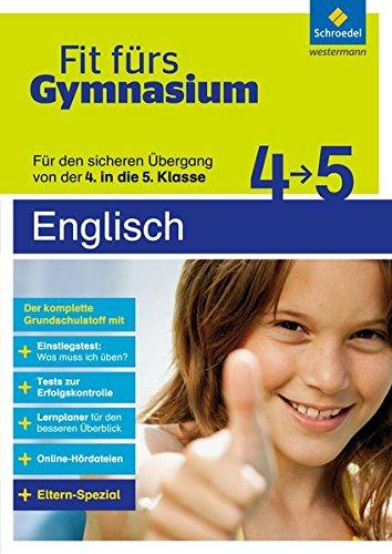 günstig Geeignet für die High School: Übergang 4/5 Englisch Vergleich im Deutschland