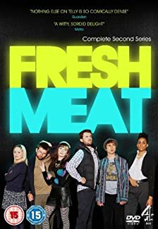 Fresh Meat - Complete Second Series