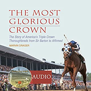 The Most Glorious Crown audiobook cover art