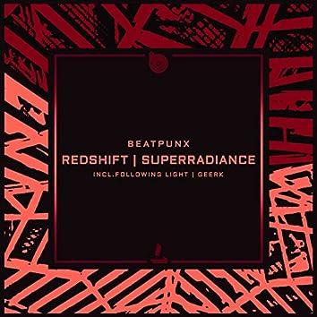Redshift   Superradiance