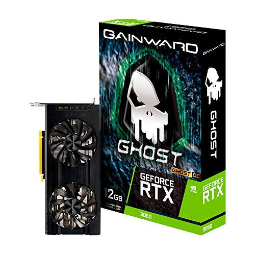 GPU NV RTX3060 12GB GHOST OC GD6 192BITS GAINWARD NE63060T19K9-190AU* (Lite Hash Rate)