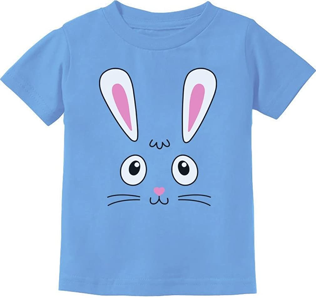 Little Easter Bunny Face Tee Cute Holiday Toddler Kids T-Shirt