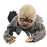 knowledgi Fantasmos Crawling Llamado BB Fantasma Adornos Bar Haunted Casa Secreta Dormitorio Punteles de Halloween Juguetes Decorativos