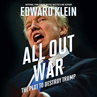 All Out War audiobook cover art