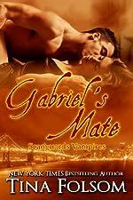 Gabriel's Mate (Scanguards Vampires Book 3)