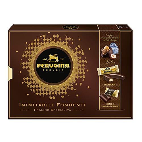 Perugina Inimitabili Fondenti Cioccolatini Fondenti Assortiti, Scatola - 250 g