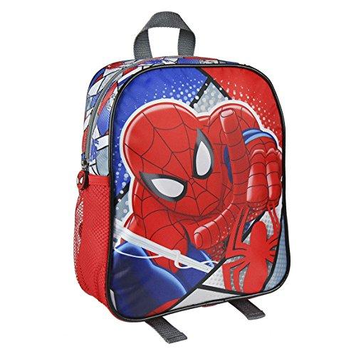 Spiderman 2100001865 Mochila Infantil