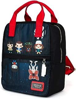 x Stranger Things Chibi The Upside Down Mini Backpack