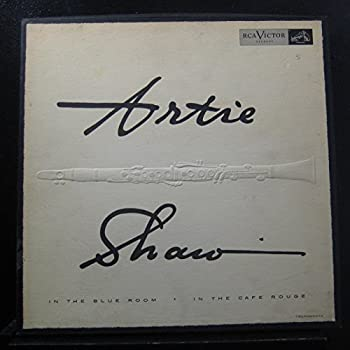 Artie Shaw - In The Blue Room / In The Café Rouge - Lp Vinyl Record