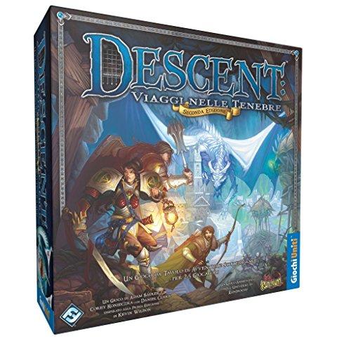 Giochi Uniti - Descent, Viaggi Nelle Tenebre, Seconda Edizione, GU158, 2 - 5 persone